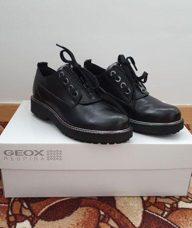 Pantofi Geox D Asheely Plus 36