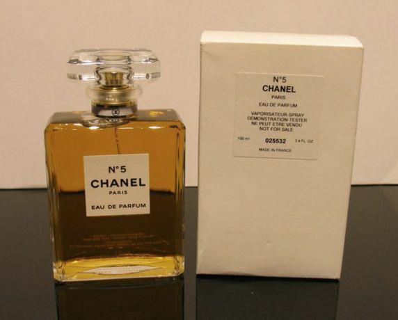 Акция! Аромат Chanel №5 Paris 100ml Оригинальный тестер