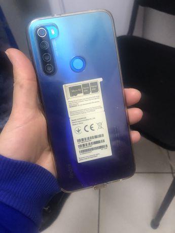 Redmi Note8 blue