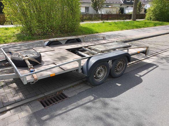 Remarke platforma za Koli ремарке транспорт платформа за коли 2500 кг