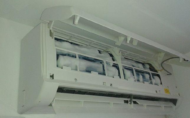 Igienizare aer condiționat