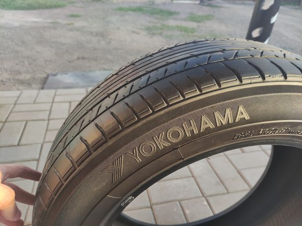 Yokohama 2 шт , 205/55/R16