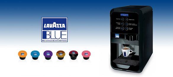 Кафемашини LB 1000 и LB 2500 plus, система Lavazza blue