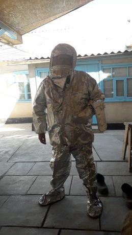 Костюм пожарника СССР