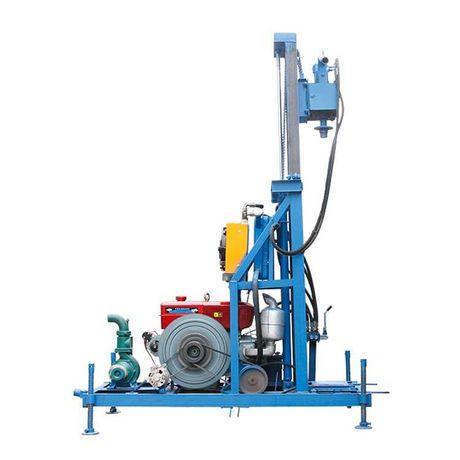 Гидравлическая буровая установка для бурения скважин на воду HT100