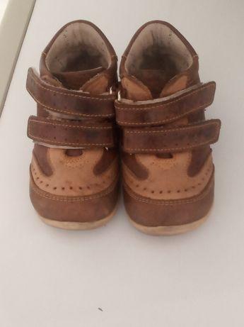 Ортопедическая обувь, натуральная кожа 19 р.