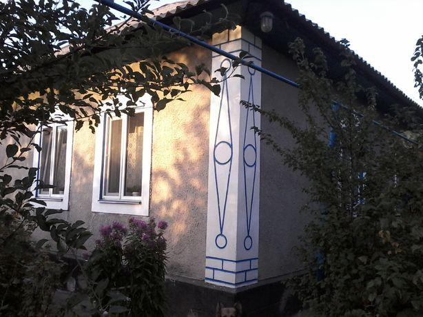 Продам дом шпально-кирпичный
