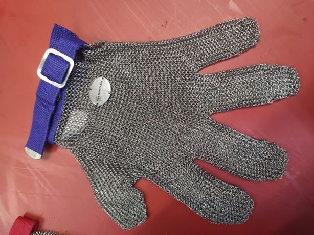 Кольчужные перчатки, перчатки металические, перчатки мясника