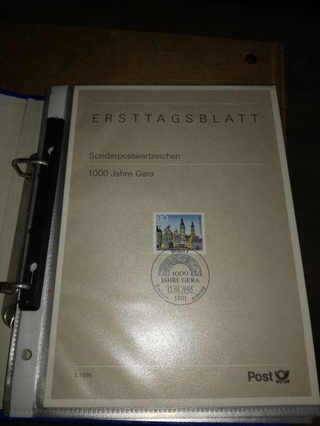 6. Clasor Timbre ETB Germania 1995