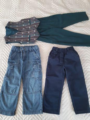 Дънки и костюм за 2-3г