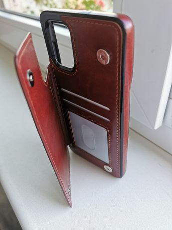 Husa piele Samsung A71