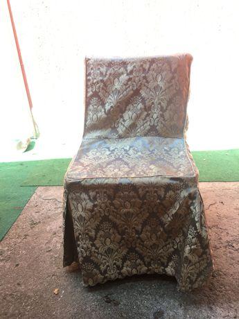 Дървени столове 6бр
