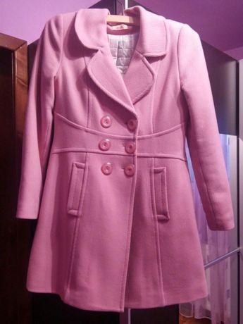 Palton roz deschis marimea 40