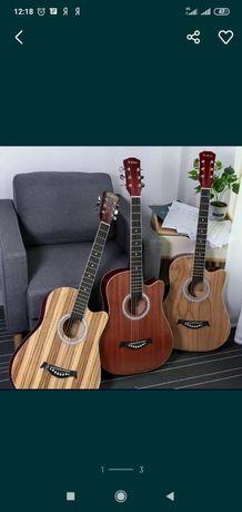Продаются новые гитары