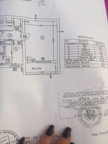 Garsoniera Valcea CF1 Sporit 44Mp Lenin Sud