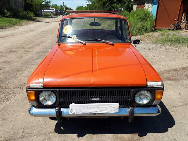 Продам автомобиль Москвич-412