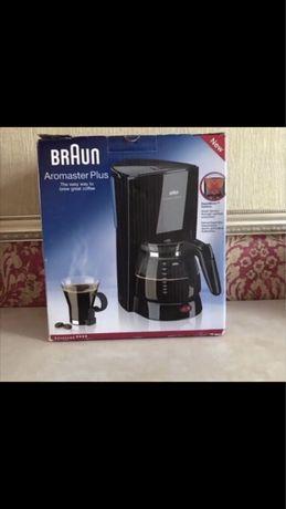Новая кофеварка