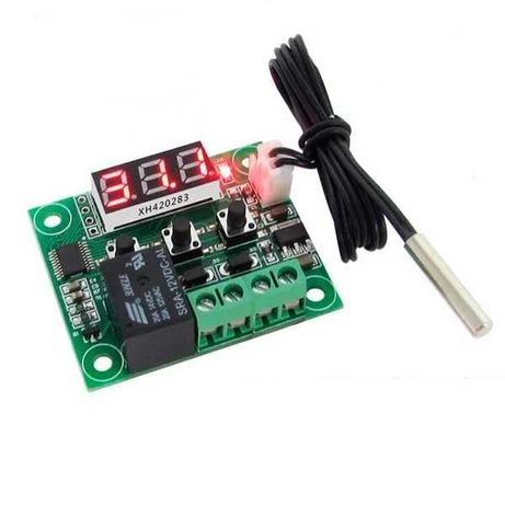 Терморегулятор цифровой W1209