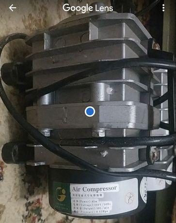Air compressor .