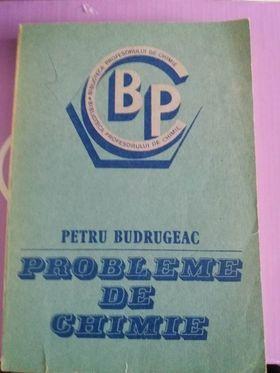 Probleme de chimie Petru Budrugeac