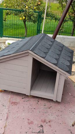Cușcă de câine cu izolație