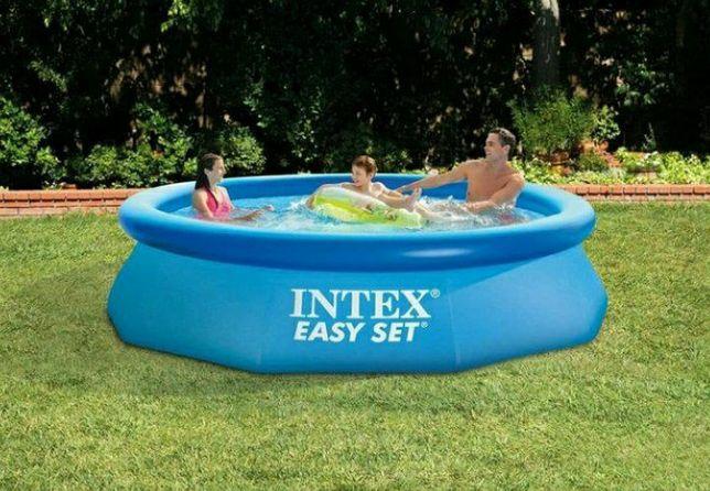 Бассейн Надувной!Бассейн,бассейн Intex Easy Set 305×76см