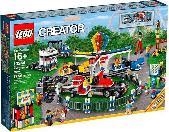 LEGO Creator - Carusel 10244 NOU/sigilat