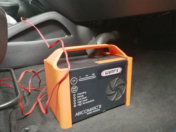 Igienizare/Ozonizare instalatie de climatizare/habitaclu auto