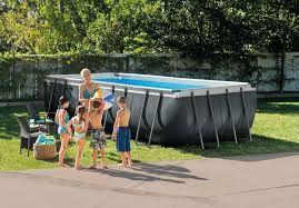 Каркасный бассейн INTEX ULTRA XTR 549 x 274 x 132