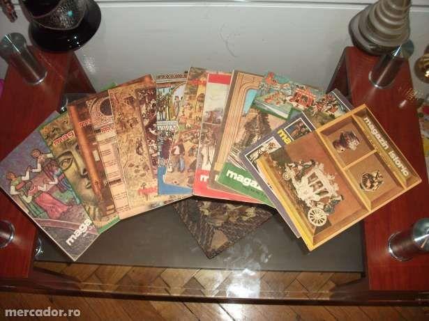 Colectia MAGAZINUL Istoric
