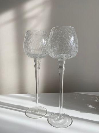 Сет стъклени  чаши