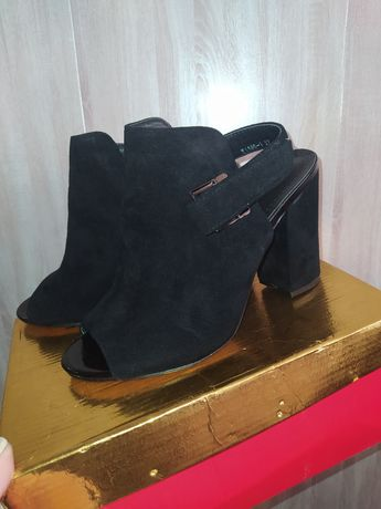 Обувь кожа р36-37