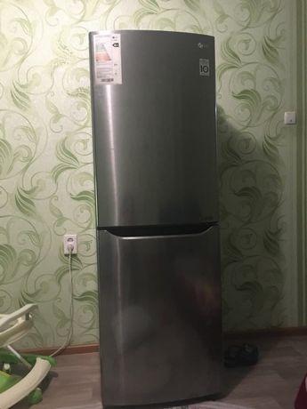 LG Smart Inverter холодильник