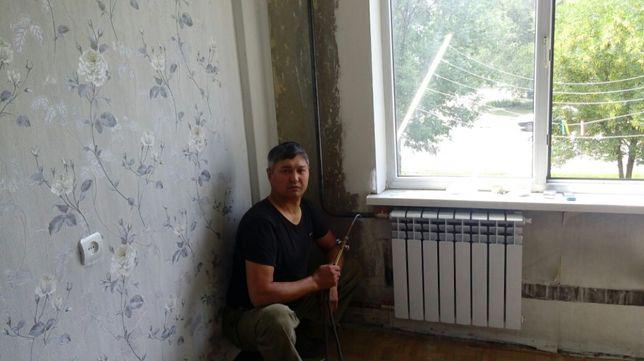 Опытный газо-электро-сварщик выполнит сварочные-сантехнические работы
