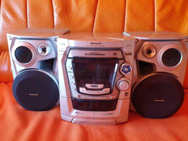 Combina muzicală Panasonic