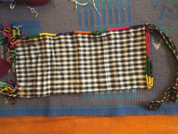 Родопска торба,терлици