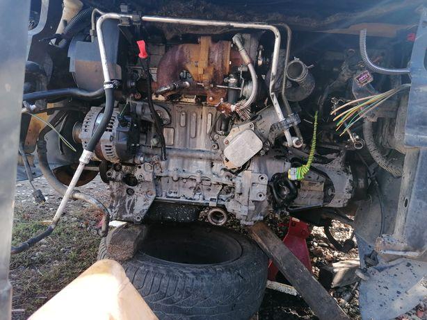 Motor Peugeot 206 1.4 hdi 8hx dezmembrez Peugeot 206