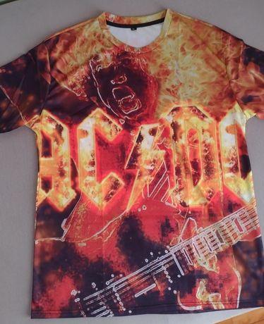 Тениска на AC/DС L