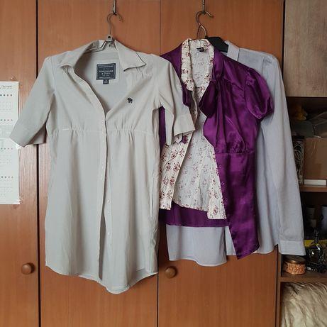 Рубашки платье размер S-M