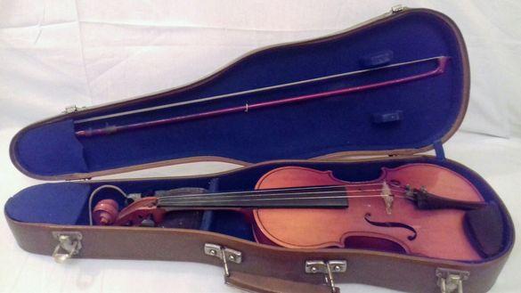 Руска цигулка