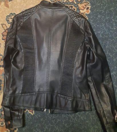 Продам кож.куртку