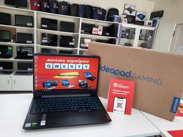 Игровой Lenovo (Core i5-10300H, GTX 1650 4 gb)