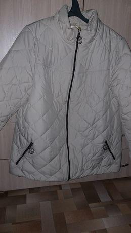Продам куртку демисезонную 52-54 размер