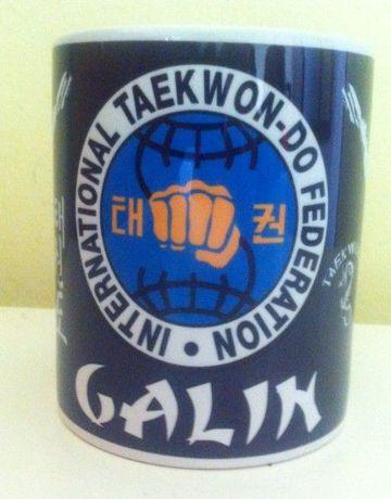 Уникални фен чаши Бойни спортове Бокс,Карате,Таекуондо,ММА,с Ваше Име!