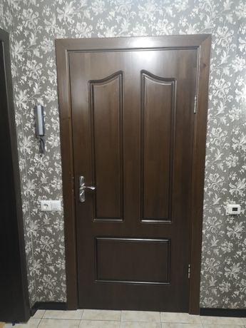 Входная дверь, двойная
