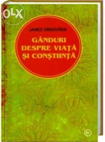 Gânduri despre viaţă şi conştiinţă – cartonat, nou, ed. Mladinska