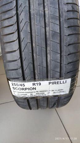 Шины автомобильные 255/45 R 19 Pirelli Scorpion