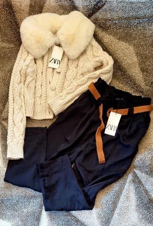 Lot haine outlet Zara dama si barbat colectie toamna iarna
