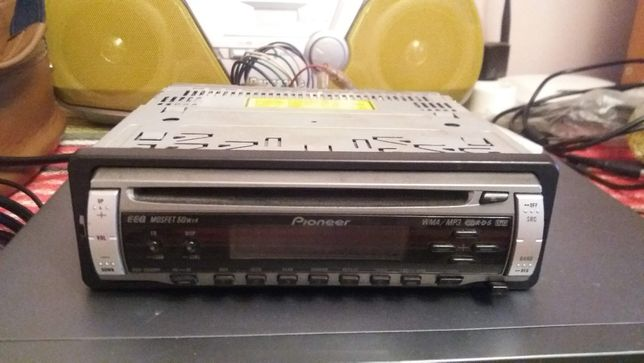 CD player auto MP3 PIONEER