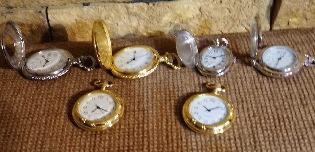 Ceasuri istorice de buzunar